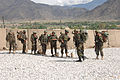 Airborne, Afghani army soldiers prepare for joint operation. DVIDS86956.jpg