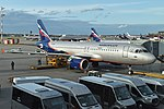 Airbus A320-214 'VQ-BKT' Aeroflot Russian Airlines (24770515967).jpg