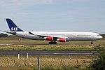 Airbus A340-313X, Scandinavian Airlines (SAS) JP6909575.jpg
