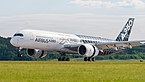 Airbus A350-941 F-WWCF MSN002 ILA Berlin 2016 22.jpg