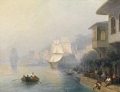 Aivazovsky Bosporus