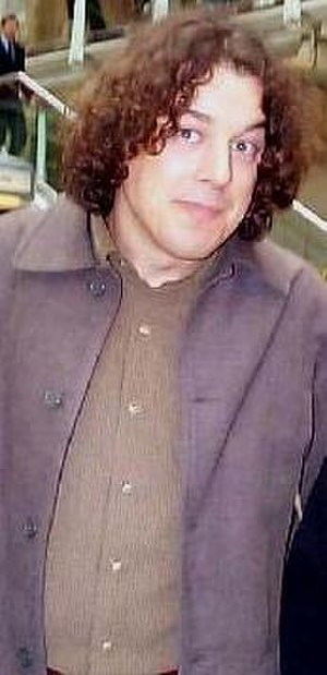 QI - Comedian Alan Davies has been a permanent QI panelist in every series.