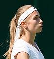 Aleksandra Krunić 2, 2015 Wimbledon Championships - Diliff.jpg