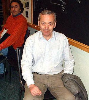 Alexander Vilenkin - Alexander Vilenkin at Harvard University