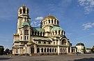 Alexander Nevsky Cathedral, Sofia (by Pudelek).JPG