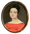 Alexey Tyranov. Portrait of Princess Maria Dolgorukova. 1820s (GIM).JPG