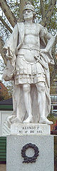 Estatua de Alonso II