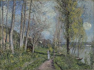 Banks of the Seine at By