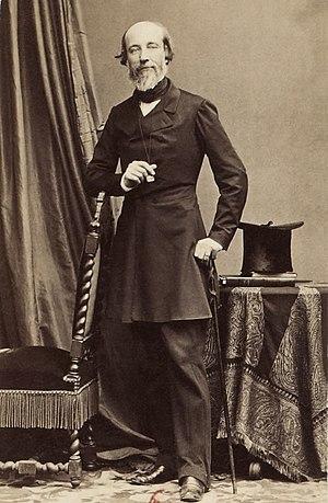 Falloux Laws - Alfred de Falloux, ca.1860
