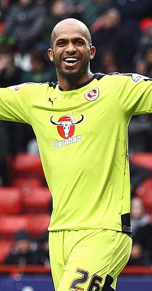 Reading F.C. Player of the Season - Ali Al-Habsi, two-time and current winner of the award.