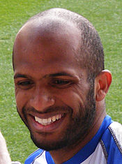 Ali Al Habsi portrait, Wigan Athletic v Birmingham, 19 March 2011.jpg