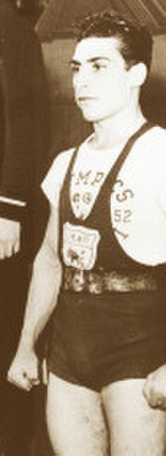 Ali Mirzaei (weightlifter) - 1952 Summer Olympics