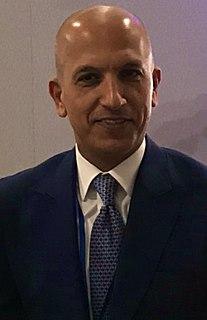 Ali Sharif Al Emadi Qatari economist and businessman