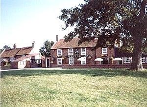 Nun Monkton - Alice Hawthorn pub, 2005
