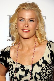 Alison Sweeney American actress