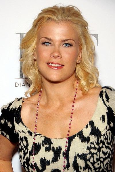 Alison Sweeney, American actress