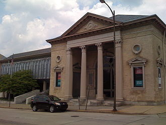 Allentown Art Museum - Image: Allentown Art Museum, Pennsylvania