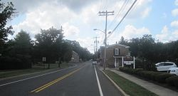 Center of Allenwood