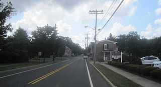 Allenwood, New Jersey Census-designated place in New Jersey, United States