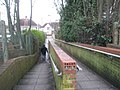 Alleyway to Colwell Road - geograph.org.uk - 664761.jpg