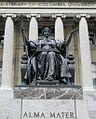 Alma mater statue12463v.jpg