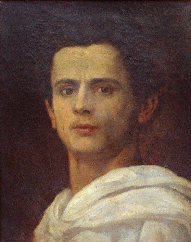 Almeida Junior - Auto-retrato - AAPPA