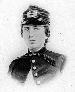Alonzo Cushing Union Army soldier