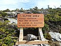 AlpineAreaSign CamelsHumpMt 20140921 (16097018551).jpg