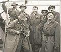 Alpinistična himalajska odprava na indijski Trisul je z ladjo Velebit odpotovala z Reke 1960.jpg