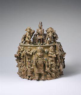 Benin altars to the hand