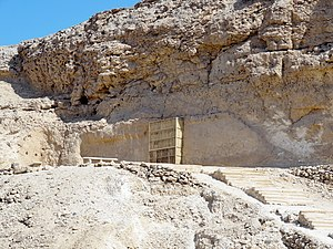 Amarna Tomb 3 - Tomb of Ahmose in Amarna