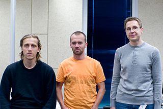 Priit Kasesalu Estonian programmer and software developer