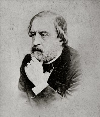 Ambroise Thomas - Ambroise Thomas, about 1865