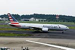American Airlines Boeing 777-223-ER (N772AN-29580-198) (20378383568).jpg