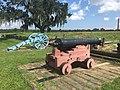 American cannons at Chalmette Battlefield Chalmette LA.jpg