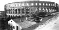 Amfitheater pula 1900.png