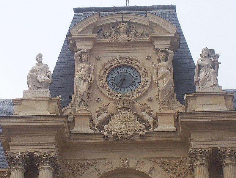 H Ef Bf Bdtel De Ville D Amiens Amiens