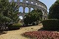 Amphitheatre, 2015 Pula, Croatia - panoramio (7).jpg