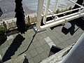 Amsterdam, Stadsschouwburg, zicht op Ajaxterras02.jpg