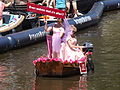Amsterdam Gay Pride 2013 boat no32 12,5 yaer married pic1.JPG