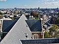 Amsterdam Westerkerk Blick vom Turm aufs Dach 2.jpg