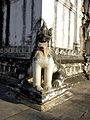 Ananda Temple, Chinthe, Pagan 0144.jpg