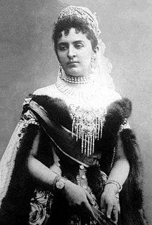 Princess Anastasia of Montenegro Princess of Montenegro