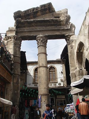 Ancient City of Damascus-107623
