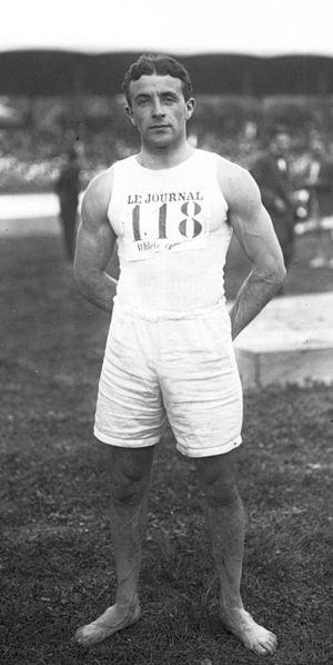 André Campana - André Campana in 1913