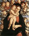 Andrea Mantegna - The Madonna of the Cherubim - WGA13979.jpg