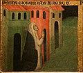 Andrea di bartolo, caterina da siena tra quattro beate domenicane e scene delle rispettive vite, 1394-98 ca. (ve, accademia) 03 giovanna da firenze.jpg