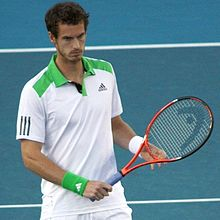 Andy Murray at the 2011 Australian Open1 crop.jpg
