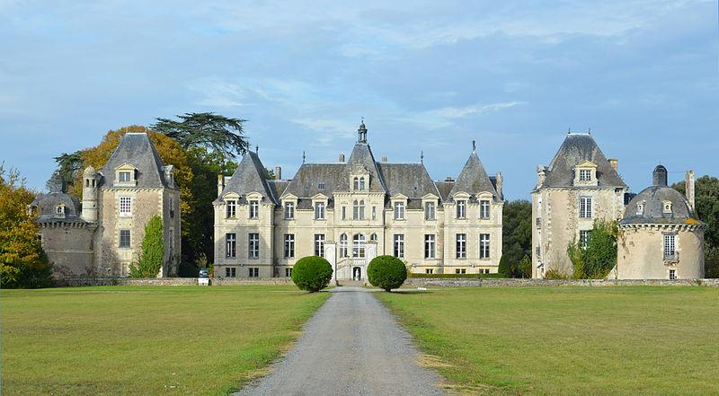 Chateau Du Plessis Bourr Ef Bf Bd Restaurant