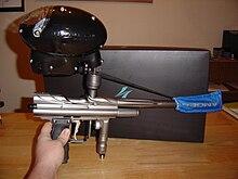 Electropneumatic Paintball Marker Wikipedia